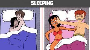 ใช้ชีวิตกับแฟน ในความคิด กับความเป็นจริง มันเป็นอะไรที่แตกต่างกันมากนะ