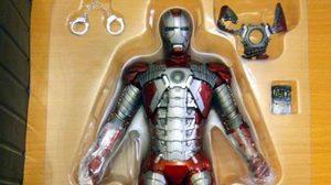 แกะกล่องโชว์ Iron man mark V จำหน่ายแล้วใน ฮ่องกง เข้าไทยไม่นานเกินรอ