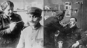 หน้ากากดินเผา สงครามโลก ที่ปกปิดใบหน้าทหารผ่านศึกกลับมาใช้ชีวิตได้เหมือนเดิม