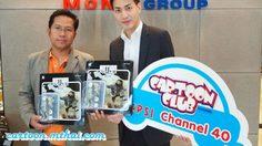 Cartoon Club  รั้ง (อันดับ 1) 8 เดือนซ้อน มอบโชคกว่า 500,000 บาท