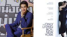 ทอย ปฐมพงศ์ ขอรีวิวหนัง!! The Only Living Boy in New York ถ้าเหงา แล้วเรารักกันได้ไหม