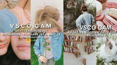 ไอเดียแต่งภาพสวยด้วย แอพฯ VSCO Cam (part 1)