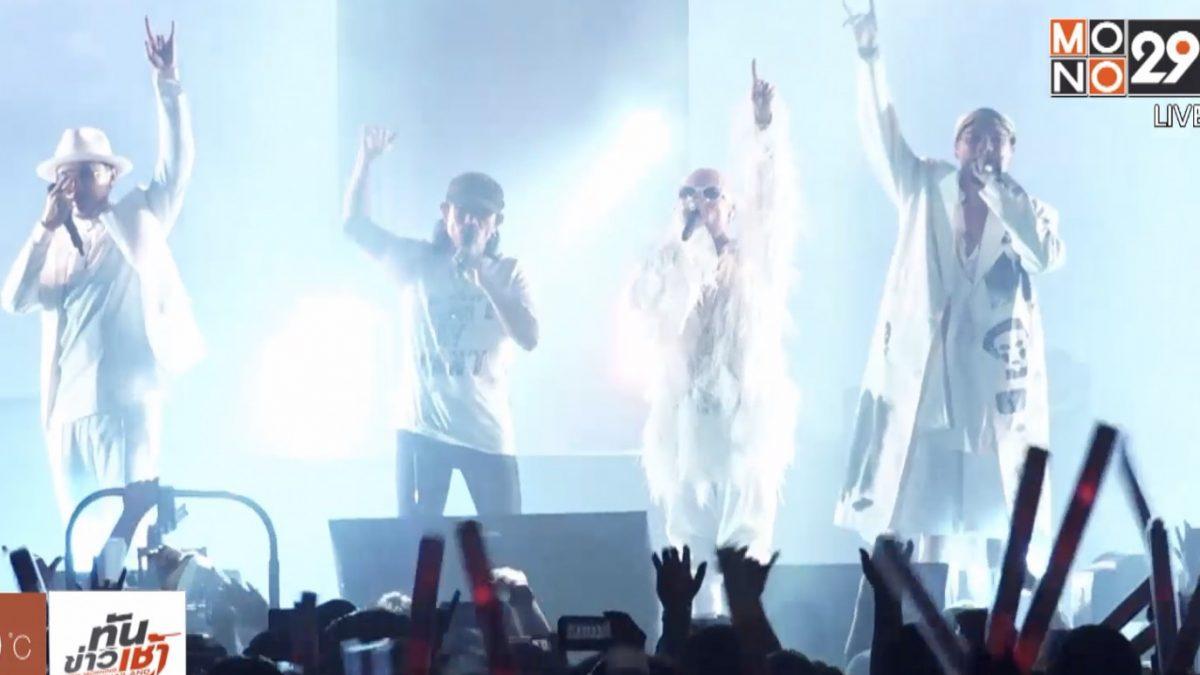 """มันส์จัดเต็มใน """"Thaitanium Unbreakable Concert"""""""