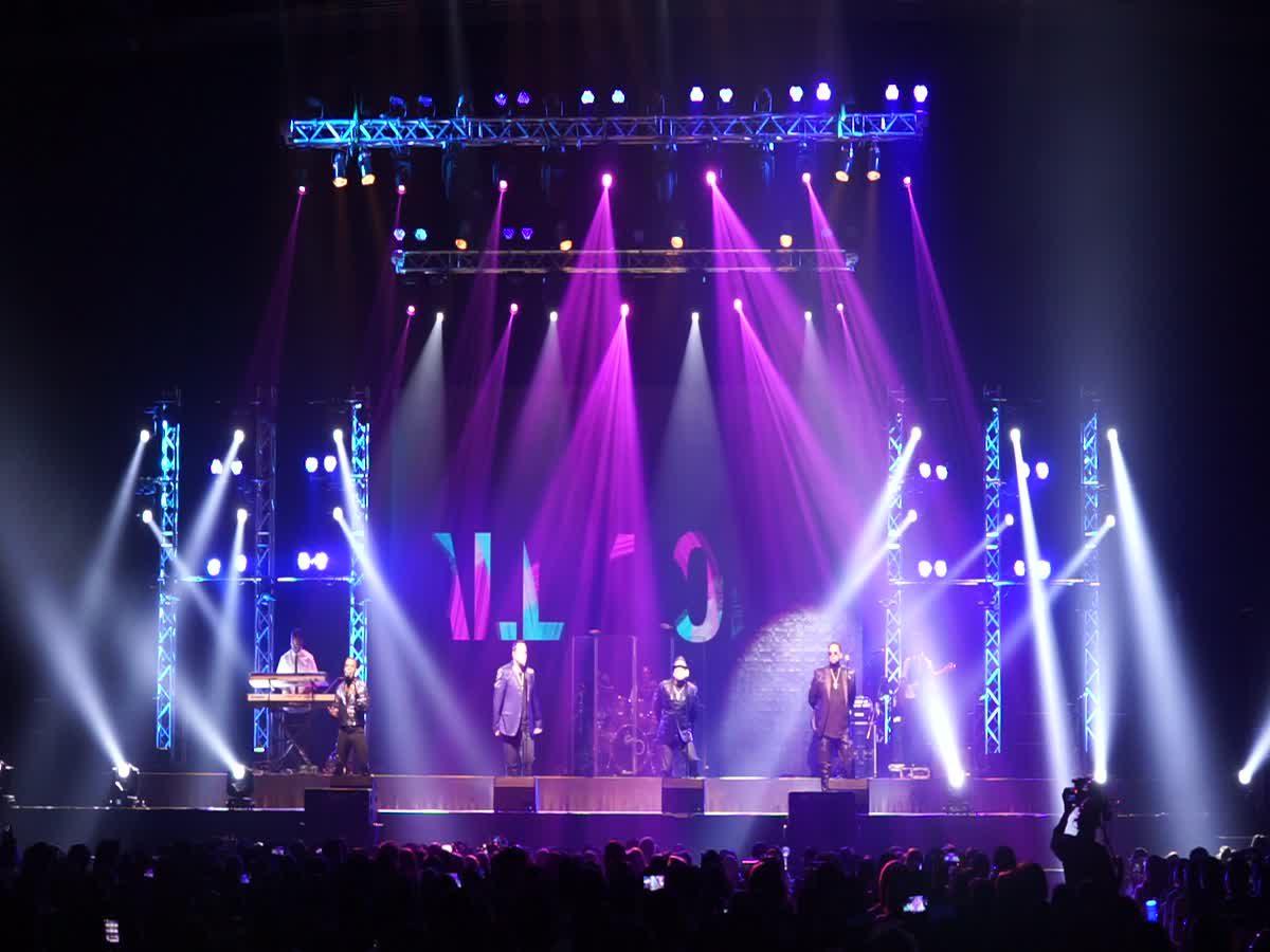 ศิลปินระดับโลก All 4 One โชว์พลังเสียงสะกดใจ ในคอนเสิร์ต ALL 4 ONE LIVE IN BANGKOK 2017