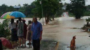 ฝนถล่มอุดรธานี!! เร่งช่วยชาวบ้าน อำเภอน้ำโสม-อำเภอนายูง
