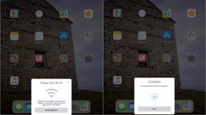 ฟีเจอร์ใหม่ iOS 11 แชร์ Wi-Fi กับเพื่อนแบบไม่ต้องใช้รหัสผ่าน