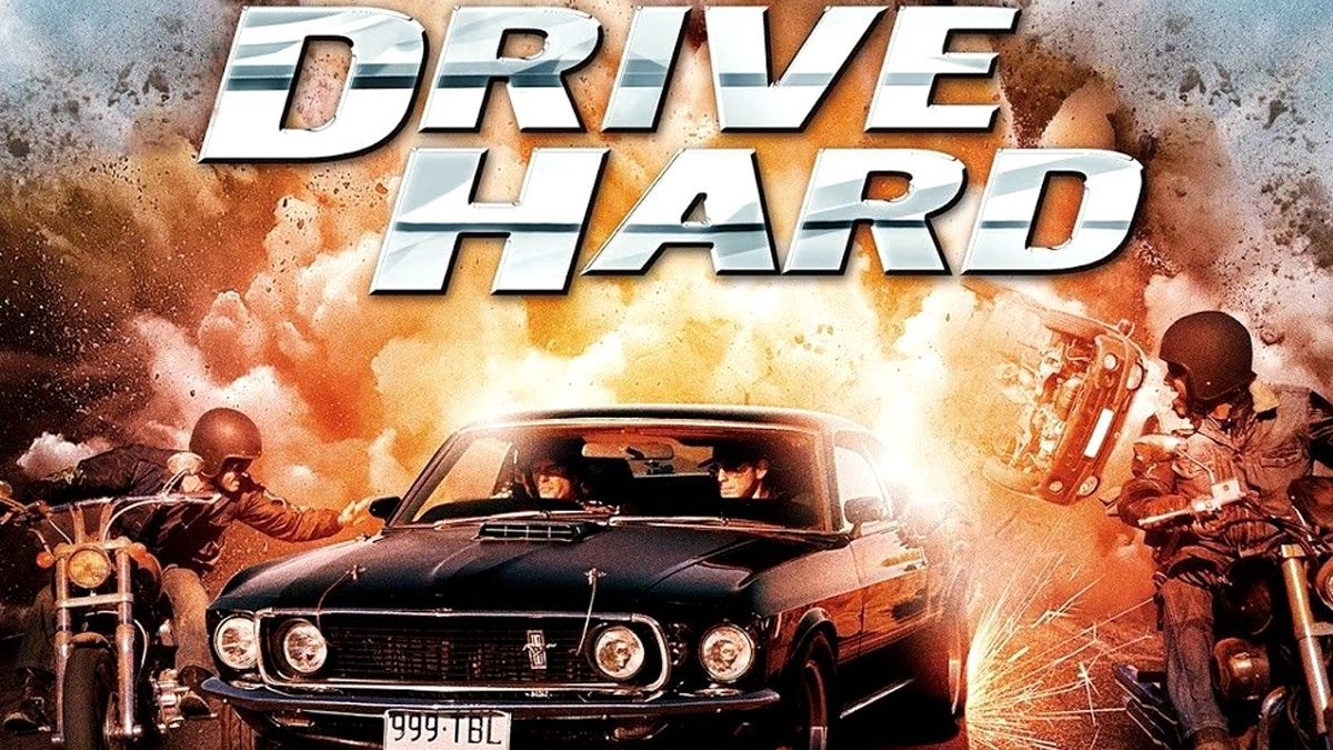 ปล้น ซิ่ง ชิ่ง หนี Drive Hard (หนังเต็มเรื่อง)