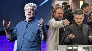 จอร์จ ลูคัส ออกปากชม Star Wars: The Last Jedi ทำได้สวยงามมาก