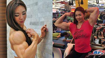 JhiYeonwoo สวยแต่บึก เธอคนนี้มีฉายาว่า บาร์บี้นักกล้าม จากเกาหลีเลยทีเดียว