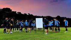 ทีมชาติไทย ประกาศเบอร์เสื้อคัดบอลโลกนัดบุก มาเลเซีย