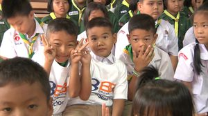 3BB สนับสนุนบรอดแบนด์อินเทอร์เน็ต และ Wifi ฟรี ให้กับโรงเรียนที่ขาดแคลนทั่วประเทศ