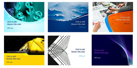 PowerPoint-Templates ดาวน์โหลดฟรี