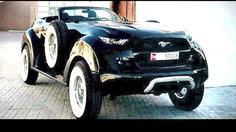 ดูการ Custom Ford Mustang ที่แบบว่า มันก็จะดู เอิ่ม…แปลกๆ ไปเยอะเลย