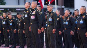 เผยชื่อนายทหารดัง ปรับ-ขยับตำแหน่ง หลัง บิ๊กแดง ลงนามในคำสั่ง จัดทัพกองทัพบก