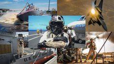 สุดยอด 16 ภาพถ่ายที่ดีที่สุดของกองทัพสหรัฐ ปี 2017 เพื่อฉลองครบรอบวันชาติที่ผ่านมา
