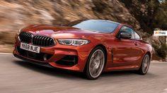 เปิดราคา BMW Series 8 Coupe ในสหราชอาณาจักร เริ่มต้นที่ 3.2 ล้านบาท