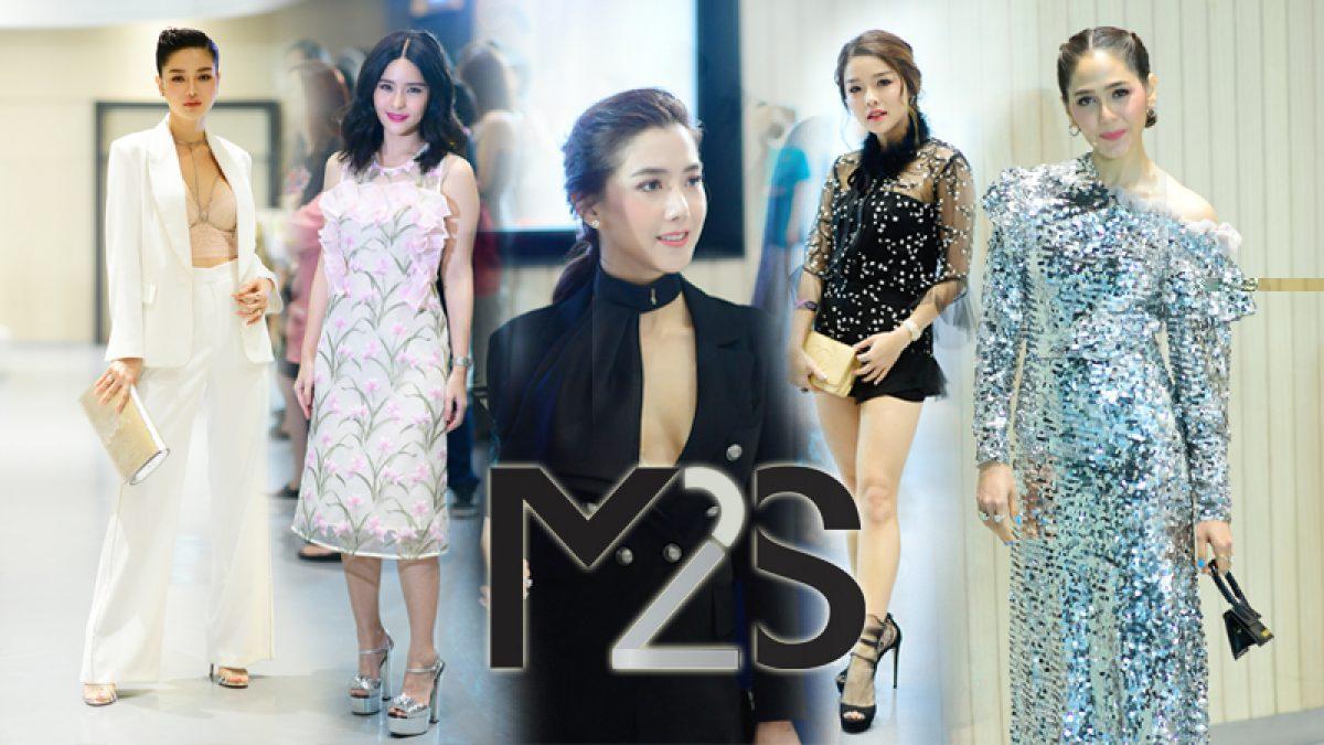 """M2Spop เสื้อผ้าแฟชั่นที่มีความคิดมาจาก """"มันเดย์ ทู ซันเดย์"""" (Monday to Sunday)"""