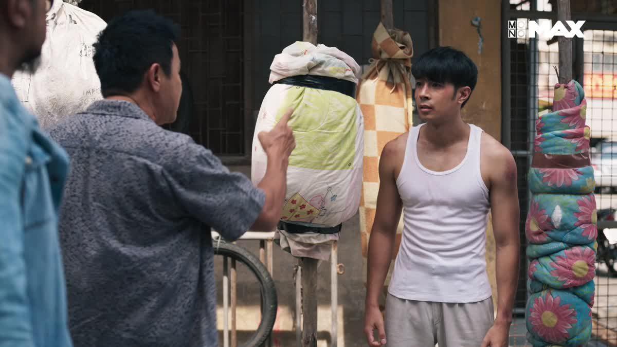 ไต้ฝุ่น KPN พระเอกสายบู๊คนใหม่ จากภาพยนตร์ สายบู๊ ฟัด จัด หนัก