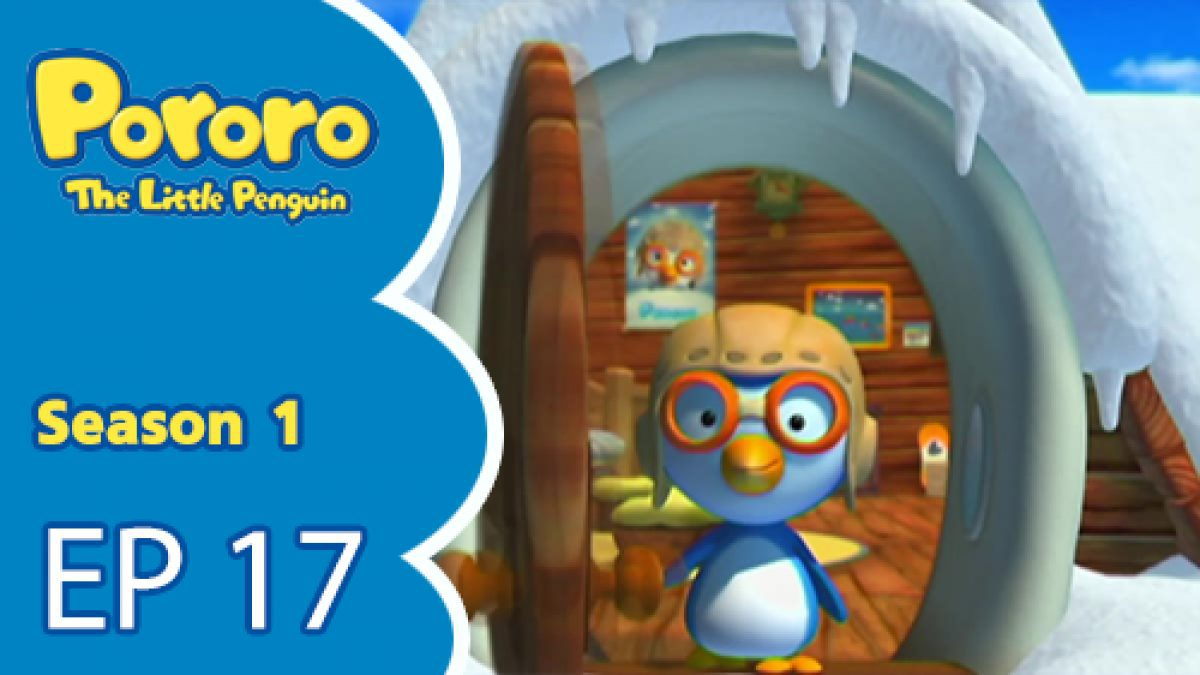 Pororo the Little Penguin Season 1 ตอนที่ 17