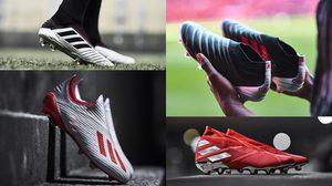 adidas Football เปิดตัว 302 Redirect Pack ชูโรงด้วย Nemeziz 19 รุ่นปรับโฉมใหม่