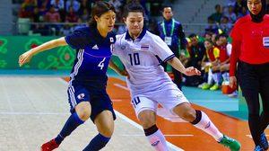 โต๊ะเล็กสาวไทย สร้างประวัติศาสตร์! สอย ญี่ปุ่น 3-1 ซิวเหรียญทอง เอเชียนอินดอร์เกมส์
