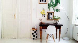 21 ไอเดียตั้ง โต๊ะทำงาน ในห้องขนาดเล็ก แต่สวย เปี่ยมประสิทธิภาพ