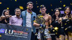 ลี กระชากแชมป์จาก อาโอกิ, โจ ณัฐวุฒิ ลิ่วตัดเชือก เพชรมรกต ศึก ONE Championship