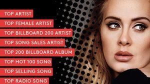 Adele ประกาศเปิดตัวเอ็มวีใหม่ ในงานบิลบอร์ดฯ