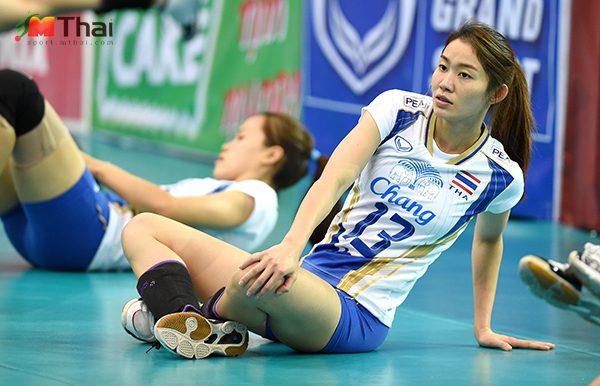 โปรแกรมวอลเลย์บอลหญิงไทย ลุยศึกเนชั่นส์ ลีก 2021