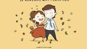 12 เหตุผล ทำไมฉันถึงได้หลงรักเธอ