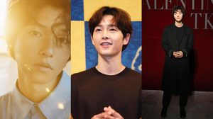 ซงจุงกิ นักแสดงหนุ่มที่หล่อในทุกลุค พร้อมกุมหัวใจสาวๆ ด้วยรอยยิ้ม
