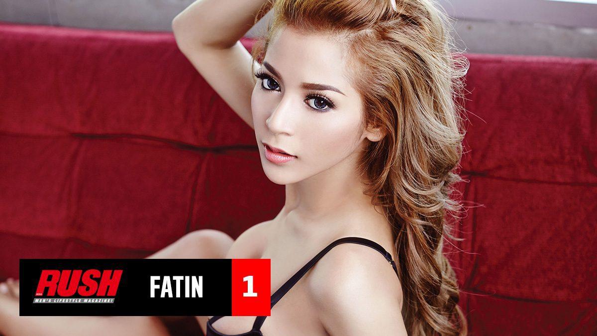 งามบาดใจน้องฟาตินกับแฟชั่นเซ็กซี่สุดสยิว Issue 77