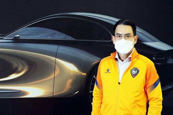 Mazda Thai league 2021