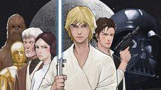 LINE นำมหากาพย์ยอดฮิต Star Wars สู่การ์ตูนดิจิตอลใน LINE Webtoon