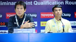 ศิวรักษ์กัปตันไทยบู๊เวียดนาม-นิชิโนะเร้าดาวรุ่งเอาชนะรุ่นพี่ในทีม