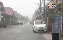 อุตุฯเผยไทยตอนบนมีฝนฟ้าคะนอง – กทม.ฝนร้อยละ 40
