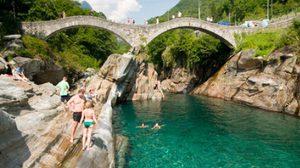 แม่น้ำคริสตัล อัญมณีแห่ง สวิตเซอร์แลนด์