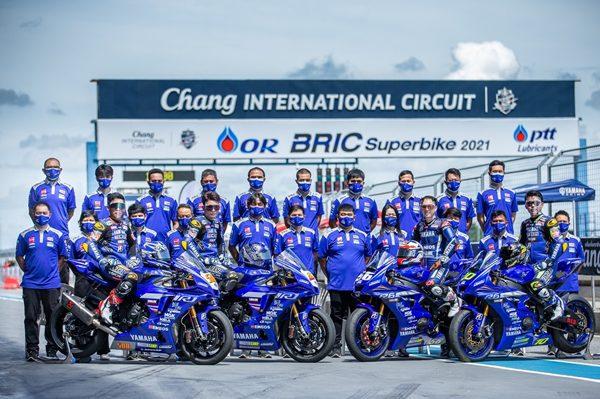 Yamaha OR BRIC Superbike 2021