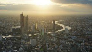"""คิง เพาเวอร์ มหานคร จัดกิจกรรม""""Mahanakhon Cityscapes""""  ชมแสงแรกรับวันใหม่ และแสงอาทิตย์ลับฟ้ายามเย็น บนจุดชมวิวชั้นดาดฟ้าที่สูงที่สุดในประเทศไทย"""