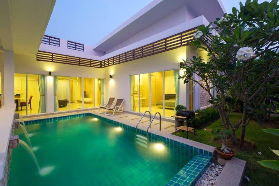 The Elegance (2B) House Hua Hin Pool Villa - เดอะเอลลิแก๊นซ์