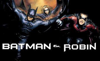 Batman & Robin แบทแมน & โรบิน