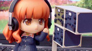 พรีวิว Nendoroid Takebe Saori จาก Girls Und Panzer