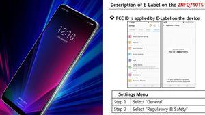 LG Q7 ผ่านการรับรองจาก FCC คาดเปิดตัวพร้อม LG G7