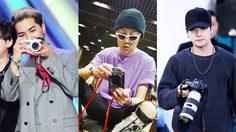 10 ไอดอลเกาหลี กับทักษะการถ่ายรูปที่ไม่ธรรมดา