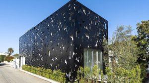 บ้านหลังนี้ไม่ได้มีดีแค่ภายนอก! Facade สุดเก๋ ของ บ้านเดี่ยวสองชั้น รักษ์โลก