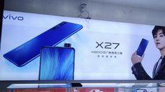 หลุดข้อมูล vivo X27 ก่อนเปิดตัว มาพร้อมกล้องหลัง 3 ตัว กล้องหน้า pop-up