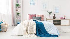แต่งห้องนอน แบบง่ายๆเปลี่ยนมุมพักผ่อนเดิมๆให้ดูพิเศษยิ่งขึ้น