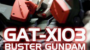 BUSTER GUNDAM  GAT-X103 จาก GUNDAM SEED