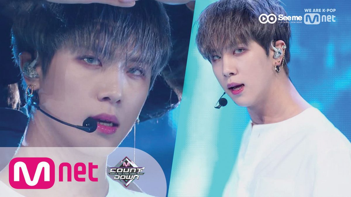 [KIM DONG HAN - IDEA] Comeback Stage | M COUNTDOWN 190502 EP.617