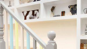 8 วิธี ทาสีบันไดและราวบันได ที่บ้านให้ดูสดใสยิ่งขึ้น